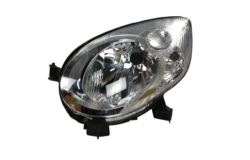 LAMPA MICROCAR M8 PRZEDNIA PRZÓD LEWA REFLEKTOR