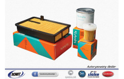 Zestaw / komplet filtrów Aixam Kubota Z402